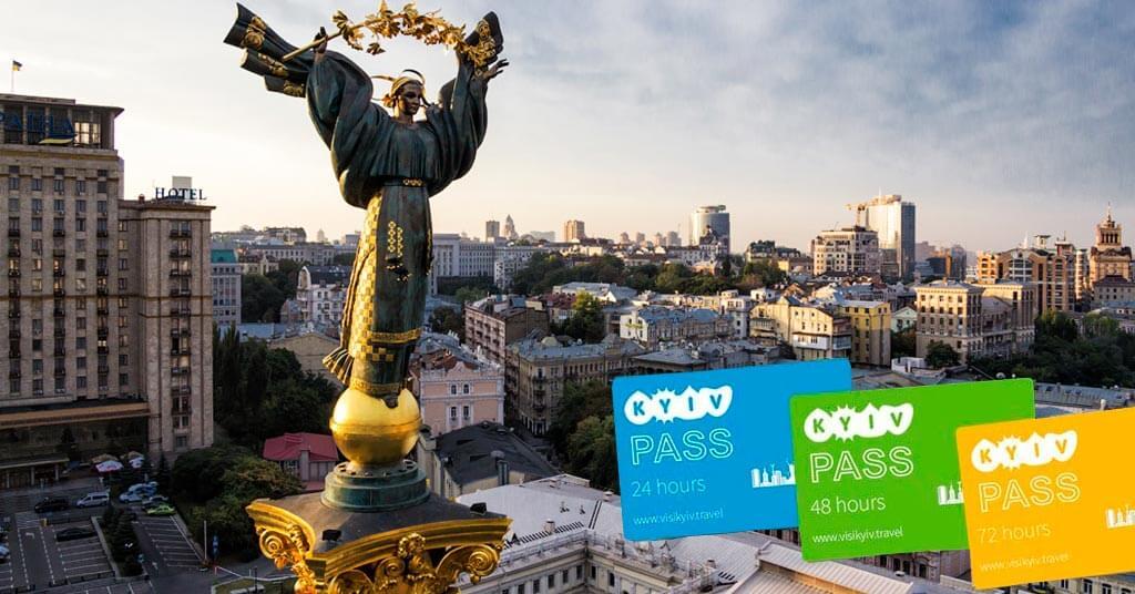 Kyiv Pass – The tourist's best friend