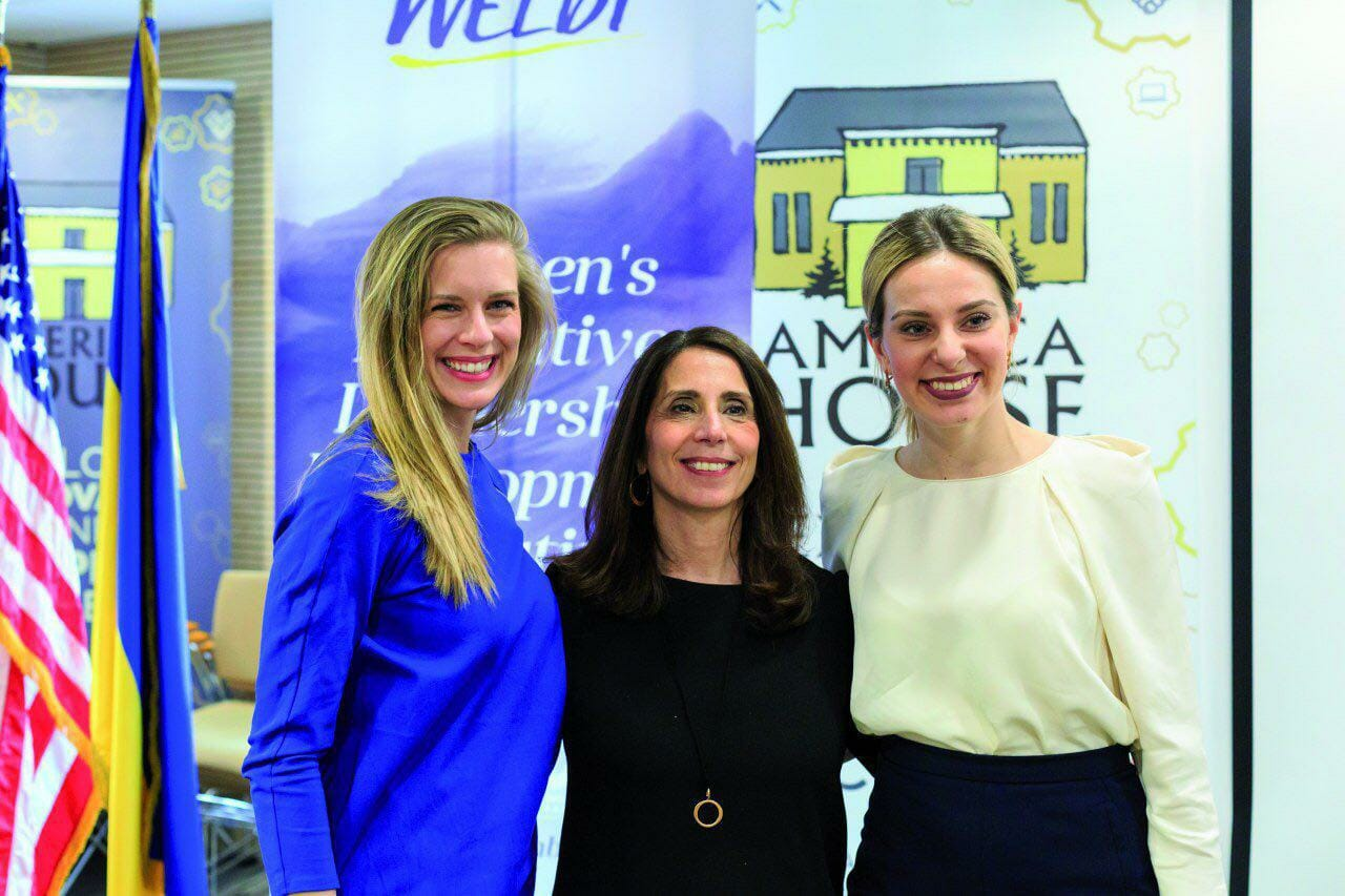 Promoting Business by Advancing Women