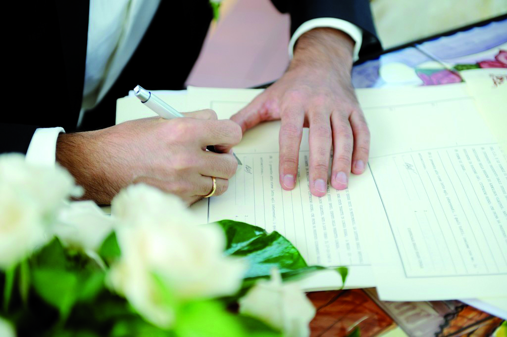 Getting Hitched in Ukraine