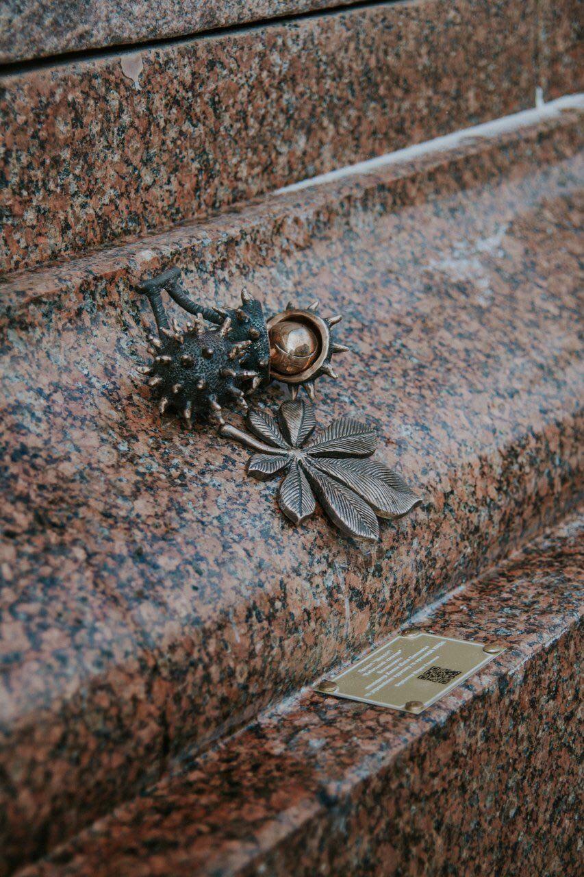 Symbolism Cast in Bronze