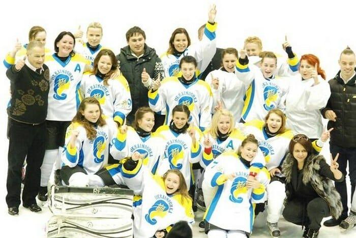 Ukraine Launches New National Women's Hockey Team