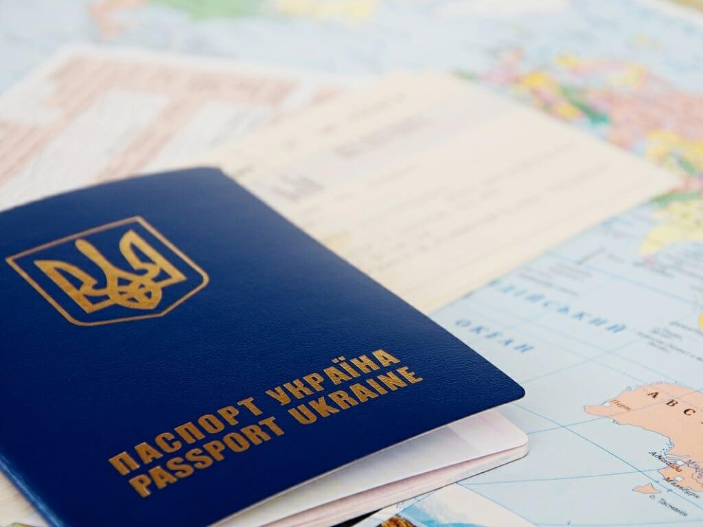 The Strength of the Ukrainian Passport
