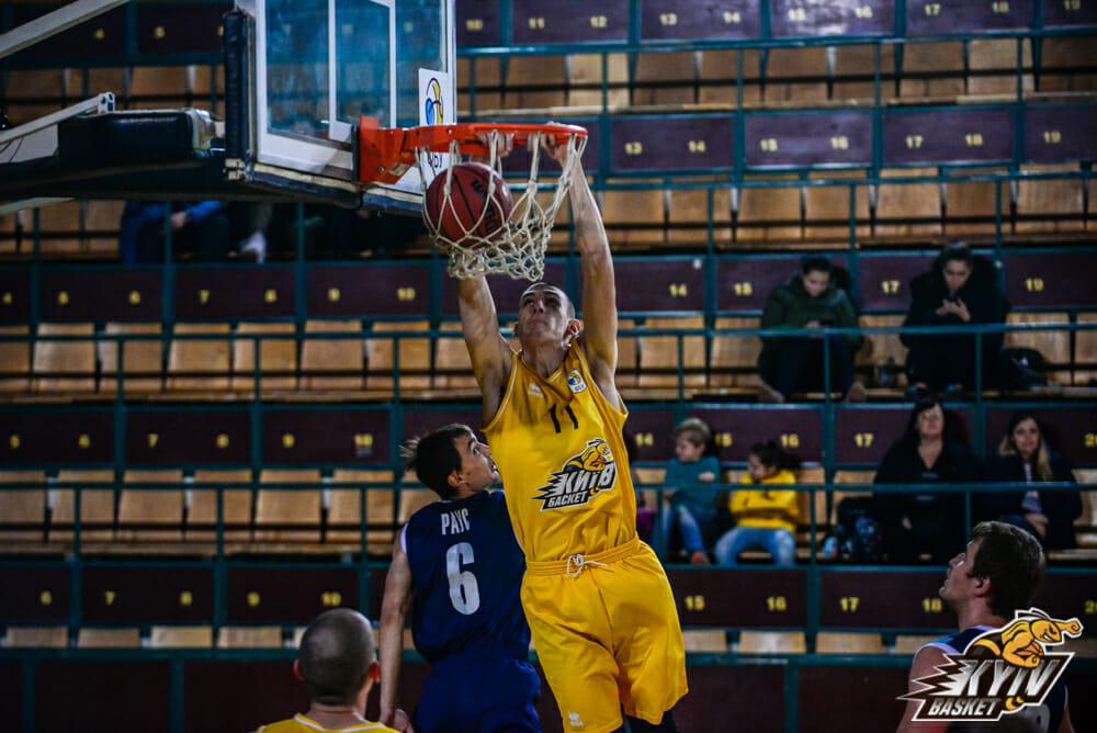 Kyiv Basket Highlights Big Month for Basketball