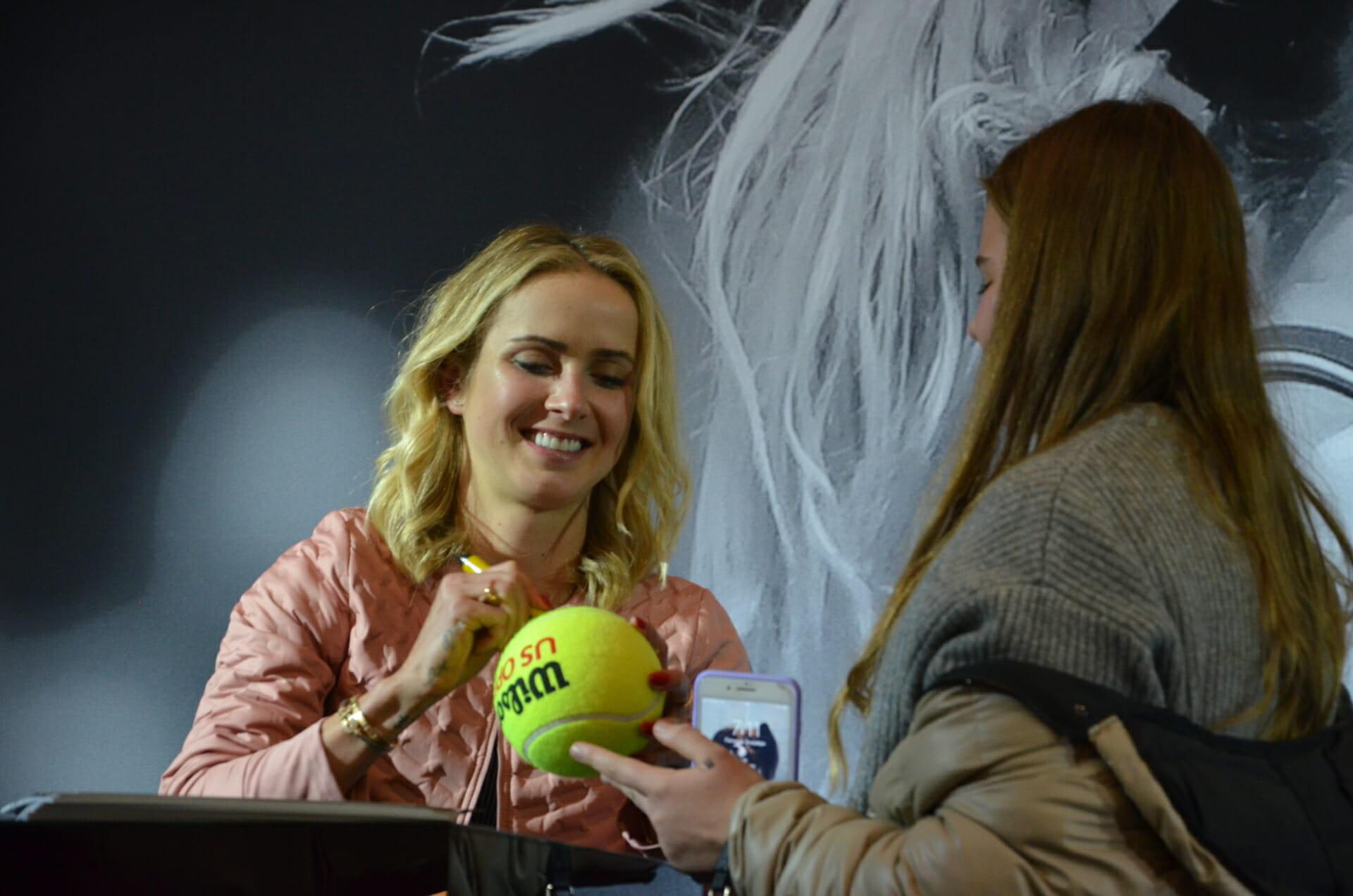 Svitolina Tops the Tennis World