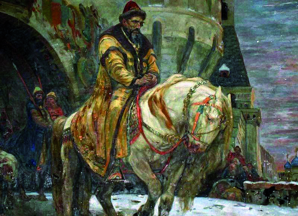 Stolen Painting Returned to Ukraine