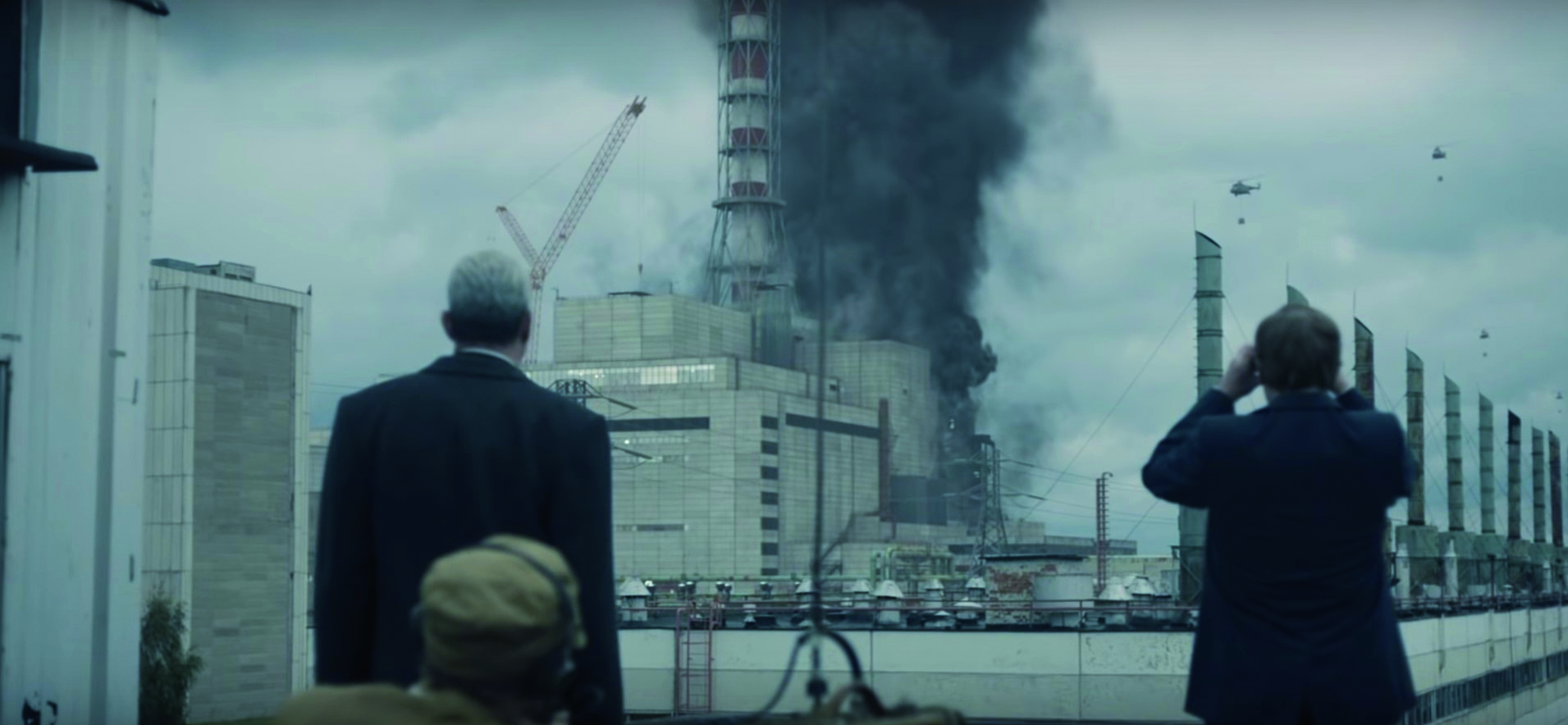 Chornobyl Gets the HBO Treatment