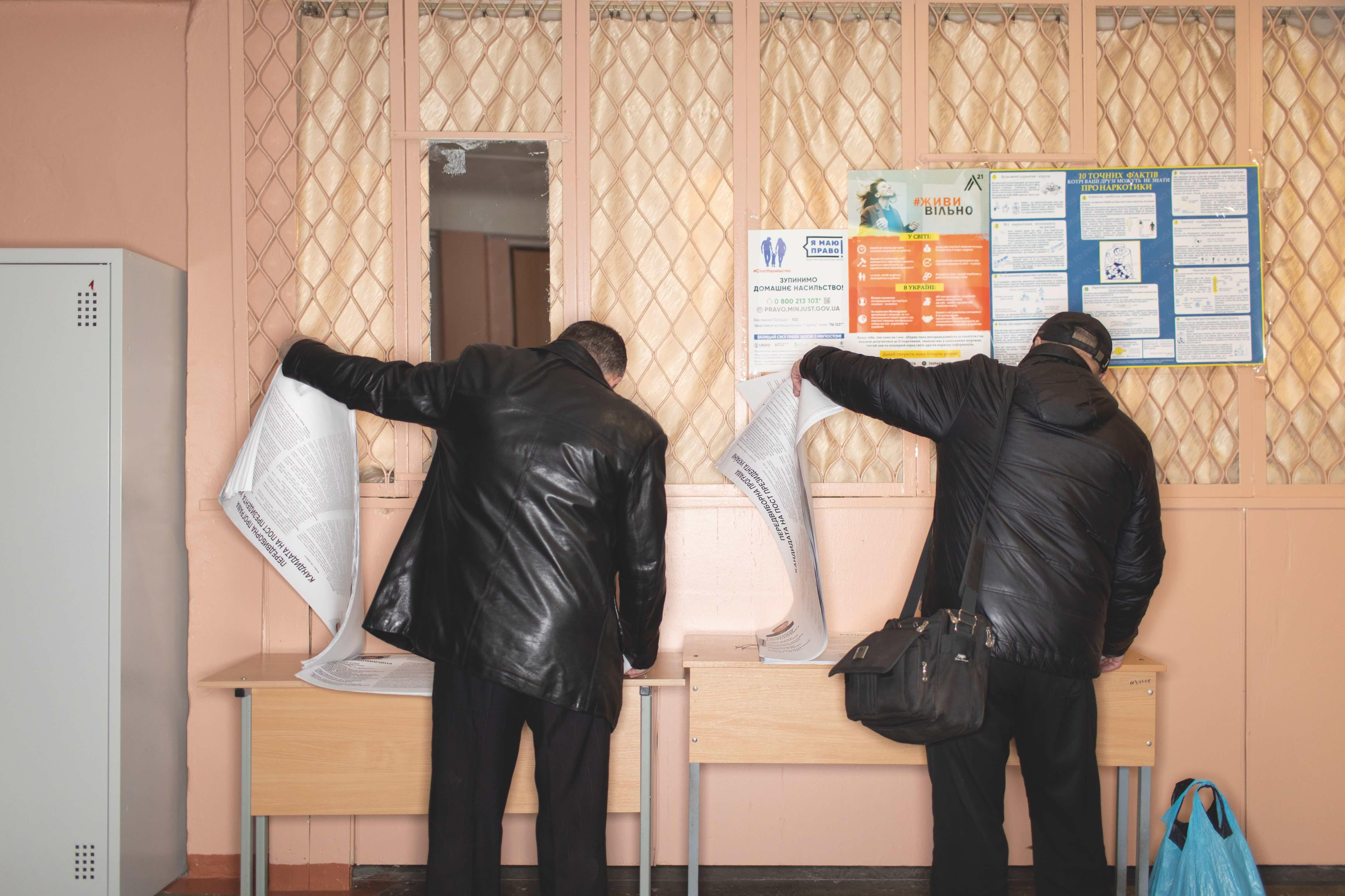 Ukraine's Presidential Elections