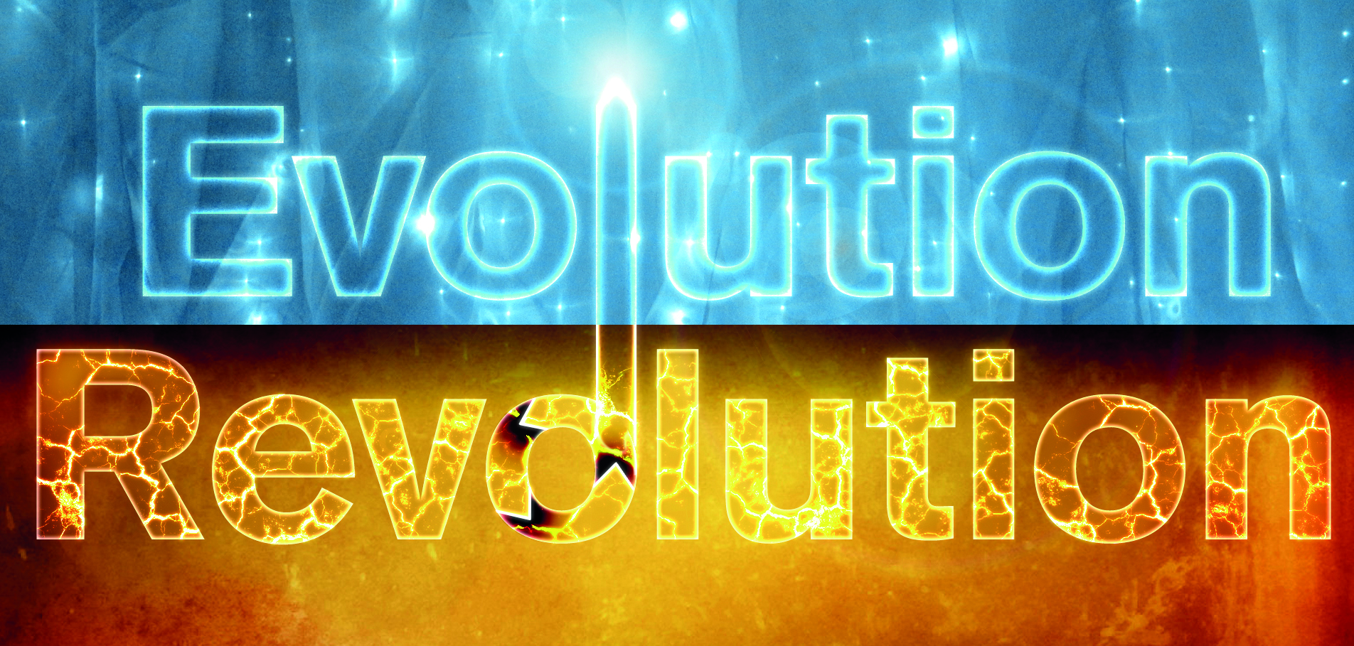 From Revolution to Evolution