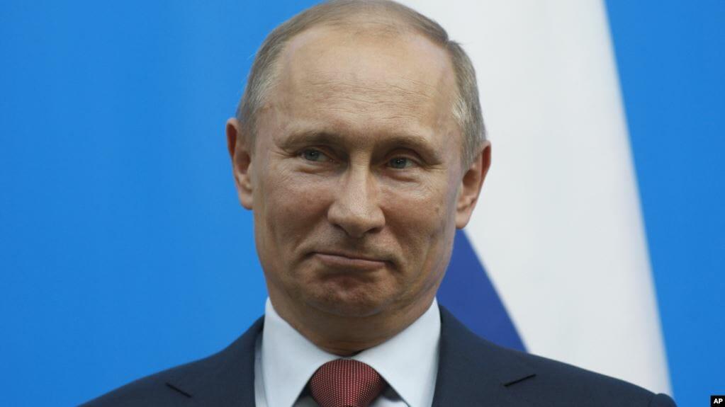 Congratulations Vladimir Vladimirovych!