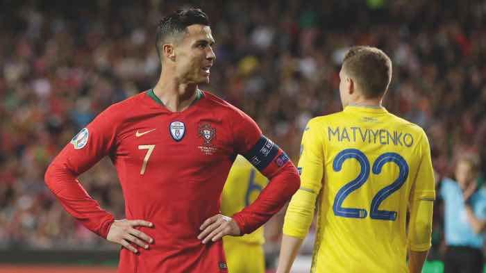 Ukraine Qualifies for EURO 2020