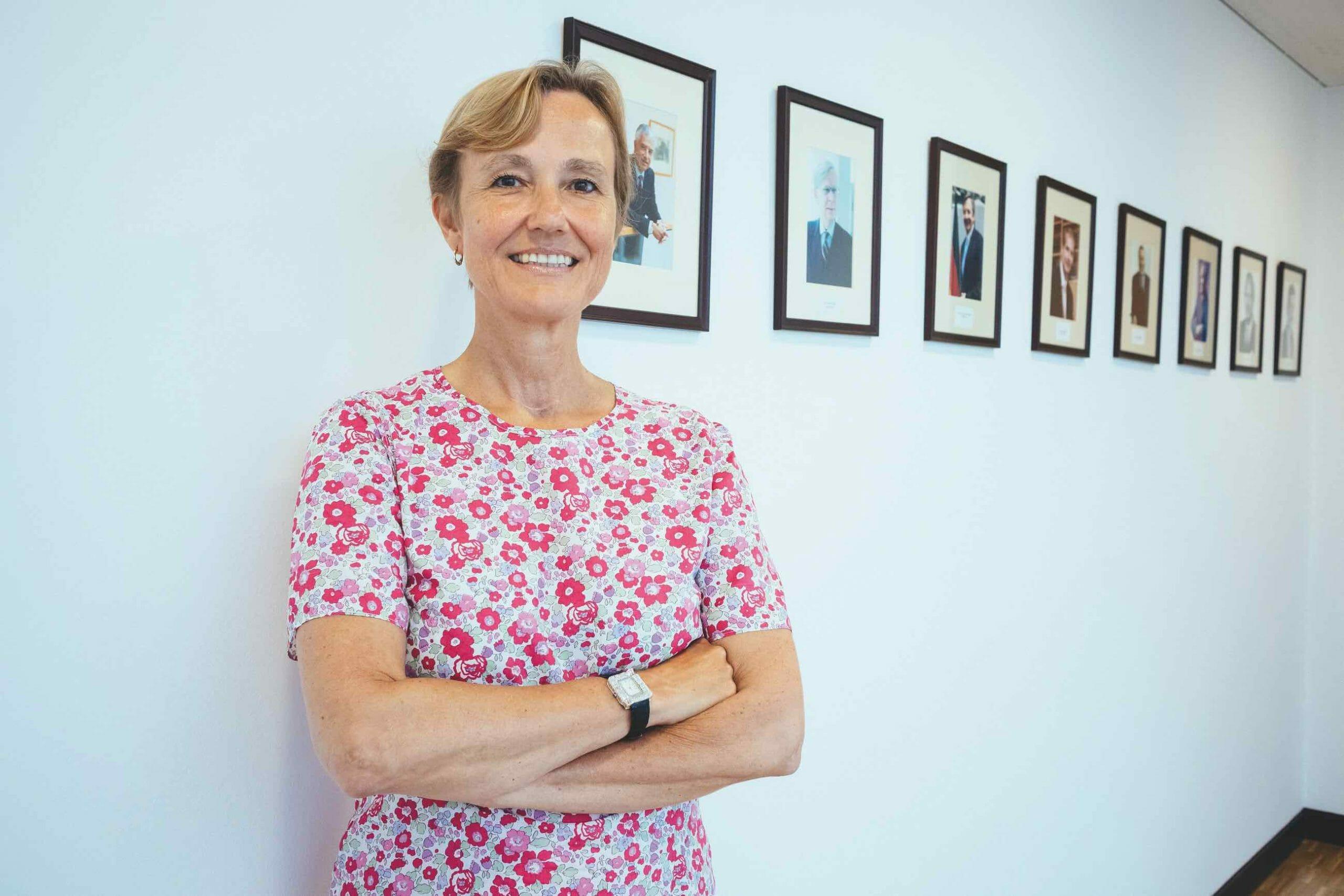 Anka Feldhusen: Ambassador ofGermany to Ukraine