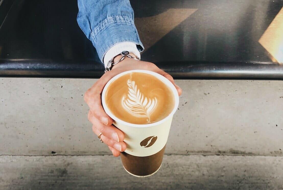 Best Takeaway Coffee in the Centre