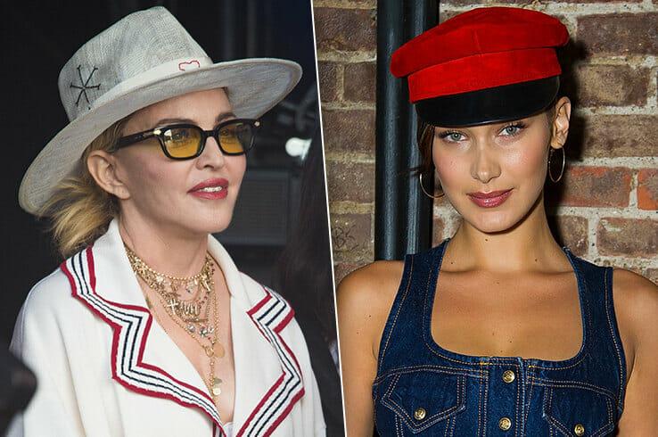 Madonna Wears Ukrainian Designer